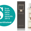 Beauty News: TWELVE Beauty Elixir Shortlisted for Skin Care Award