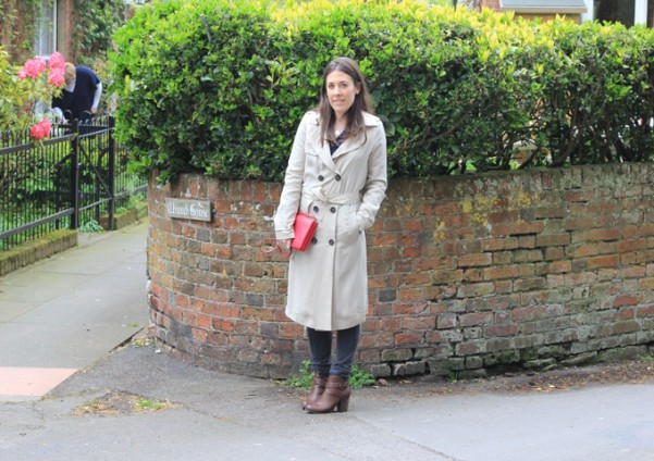 How to wear a trench coat