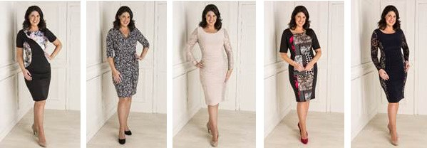 Styled by Genevieve exclusive to Ideal World TV