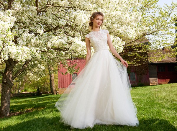 Wedding dresses to suit your dream theme