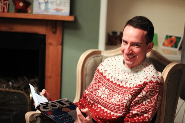 Festive Knits from Fat Face