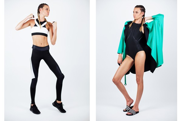 Charli Cohen ready to wear activewear