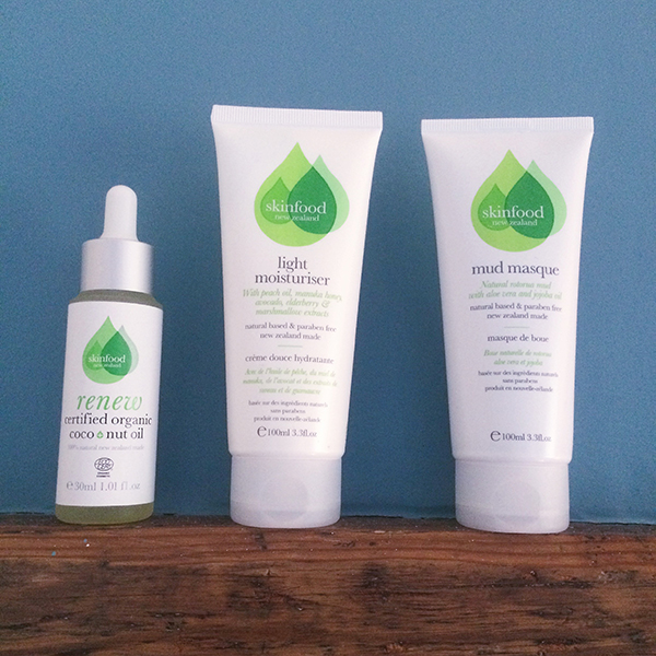 Refresh your skin for Spring with Skinfood NZ